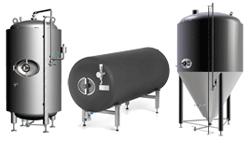 Beer tank types