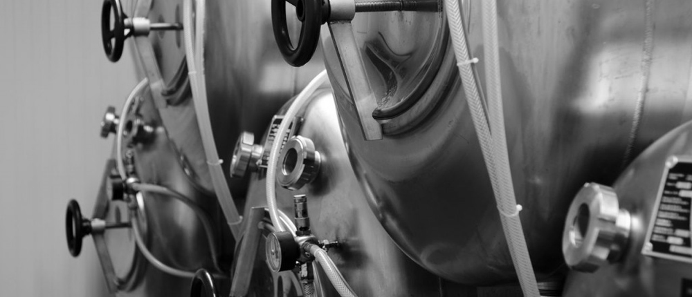 Pressure beer maturation tanks, non-insulated